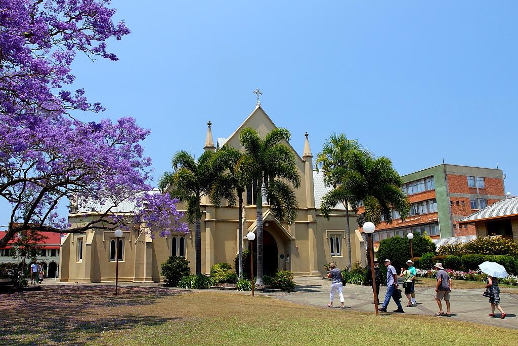 Maryborough Architecture (St Marys Catholic Church)