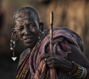 Masai Women by Ayman Rashed AFIAP