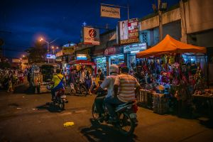 Night Market by Bernd Stoffl AFIAP AAPS