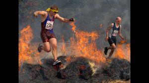 Tough Guys Through the Flames by David Keel EFIAP/b CPAGB BPE4*