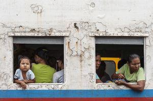 Bago Train by Iosu Garai AFIAP