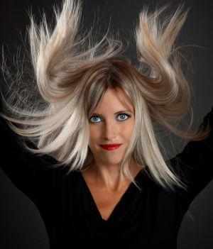 Vanessa Hair by Roger Jourdain