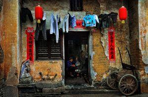 A Farmer's House by Yau Ming Charles Ho EFIAP FPSHK FCPA