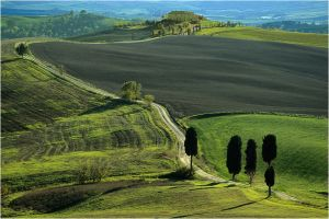 Toscana Country by Jean Claude Bacle MFIAP EFIAP/p GMPSA
