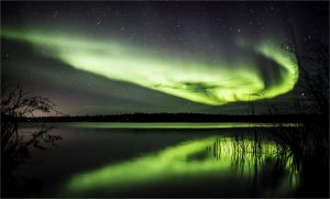Northern Light Reflection by Phillip Kwan EFIAP EPSA