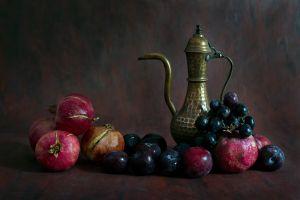 Red and Black Fruits by Manolis Papadakis EFIAP/s