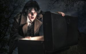 Mystery Case by Matthew Jones