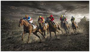Desolate Racing by Chau Kei Checky Lam