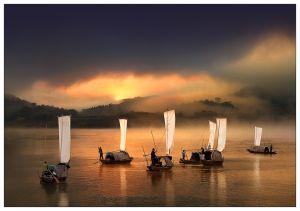 Into the Dawn by Joseph Tam EFIAP PPSA FAPS AWIEP