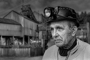 The Miner by Jon Sellers BPE3* CPAGB