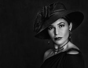Black Fashion Melia by Larry Cowles EFIAP FPSA GMPSA