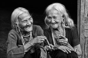 Two Sisters by Huu Hung Truong EFIAP