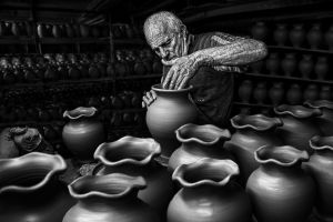 Pottery Master by Cam Suleyman AFIAP