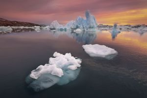Ice of Greenland (1) by Sergey Anisimov