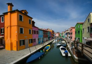 Burano Canal by David C G Smith EFIAP/s FAPS