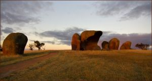 Murphys Haystacks by Ray Chapman AFIAP