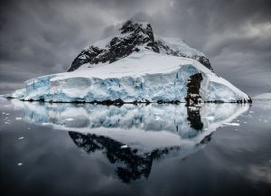 UPI HM - Antarctic Reflections by Max Lane