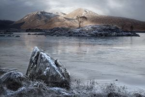 PSQ HM - Ghost of Rannoch by David Scott AFIAP DPAGB