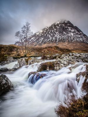 PSQ HM - Stobh Dearg Winter by Chris Morton