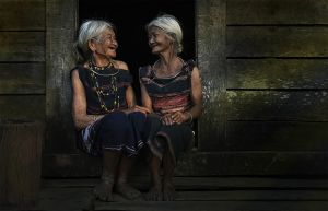 UPI Silver - Old Friends by Bui Khanh Hoa