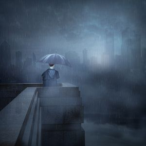 QIDC HM - In Lonely Cities Live Lonely Men by Adrian Donoghue