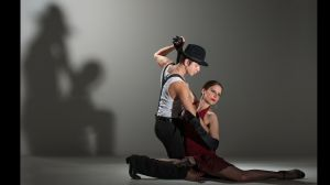 QIDC Bronze (Judges Choice) - The Tango Dancers 2 by Duncan S K Hill EFIAPs MPAGB