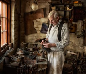 QIDC HM - The Old Cobbler by Dave Tucker DPAGB CPAGB BPE3
