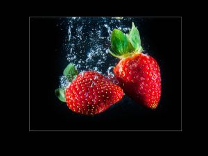 FIAP HM - Strawberry Duo by Steve Marriott