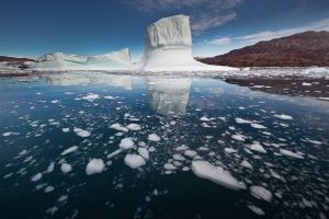 QIDC HM - Icebergs of Greenland 4 by Sergey Anisimov AFIAP