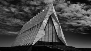 QIDC HM - Air Force Chapel by Gene Schwope FPSA