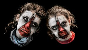 APS Merit - Wanna Be Zombies for One Night by Henri Eftevand AFIAP