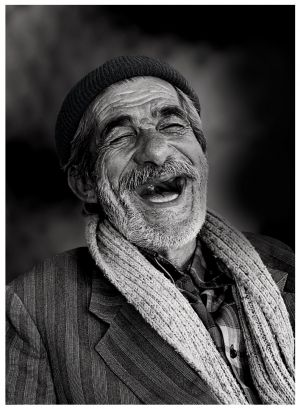 QIDC Bronze (Judges Choice) - Mr. Laughter by Tevfik Ileri EFIAPb MasterICS