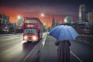 GPU HM The Tourist by Adrian Donoghue