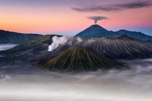 GPU Silver Bromo in Heaven by Min Tan FAPS PPSA